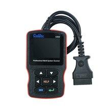 Creator C502 OBD2 Scanner OBDII Diagnose Scanner Code Reader Für W203 Mercedes Benz W211 Diagnose Werkzeug Unterstützung ABS Airbag