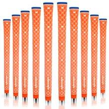 Golf Griffe eisen griffe Schnur Garn Anti Slip Super Dämpfung Ultra licht Material 10 teile/paket freies verschiffen