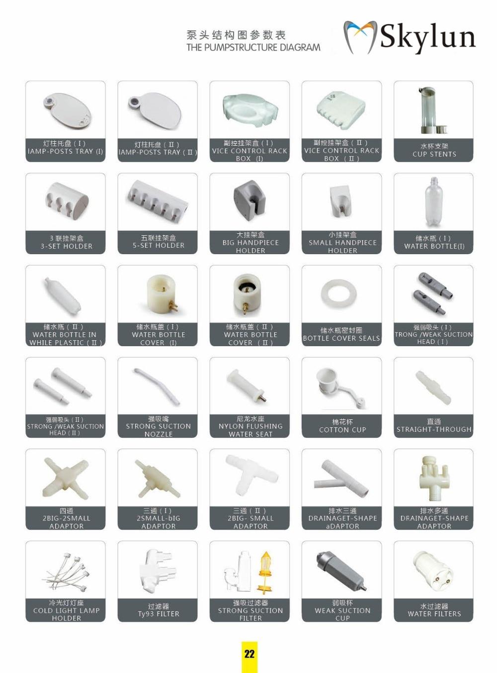 de equipamentos odontológicos cadeira odontológica unidade SL1207