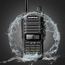 2020 Baofeng UV-9R Plus Waterdichte IP67 Walkie Talkie High Power Cb Ham 50 20 Km Long Range 18W UV9R draagbare Twee Manier Radio(China)