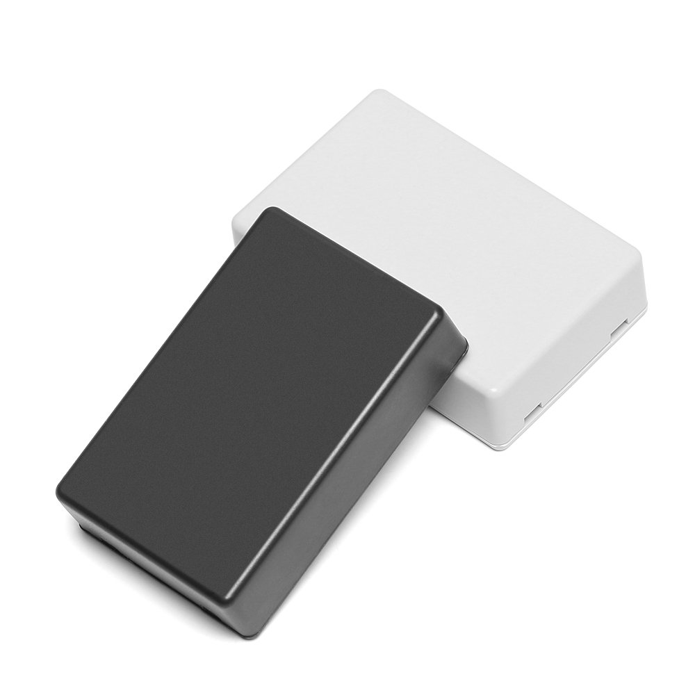 1 шт. ABS пластиковый ящик для проекта водонепроницаемый DIY корпус чехол для инструментов чехол для хранения 70/100 мм корпус коробки электронные принадлежности