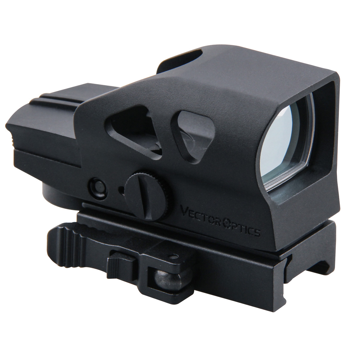 Image 4 - Vector Optics Ratchet 1x23x34 Multi 4 Reticle Red Dot Scope 