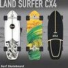 Land Surfer Surfboard Skateboard Fish Board CX4 Beginner Surf Ski Practice Board Simulation Surfing Without Pedaling