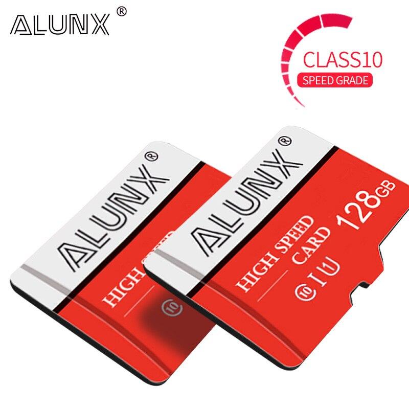 Tarjeta Micro SD para adaptador de teléfono inteligente, Memoria Flash Clase 10 de 8, 16, 32, 64, 128 y 128GB, 256GB, TF, 8, 16, 32 y 256 GB