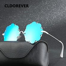 Модные поляризованные солнцезащитные очки для детей, милые цветочные зеркальные солнцезащитные очки для детей, высококачественные очки для детей, UV400 Солнцезащитные очки для мальчиков и девочек