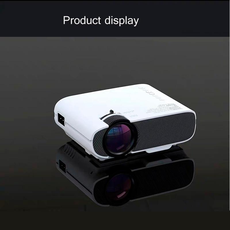 Ultra Short Throw Projector Mini Projector 4K Hd Led Projector Led Projector