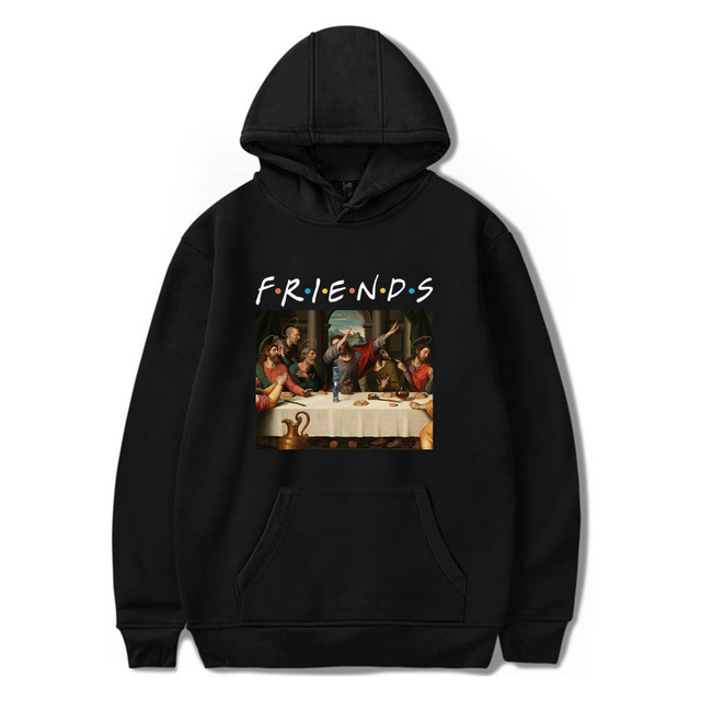 FRIENDS THEMED HOODIE (12 VARIAN)