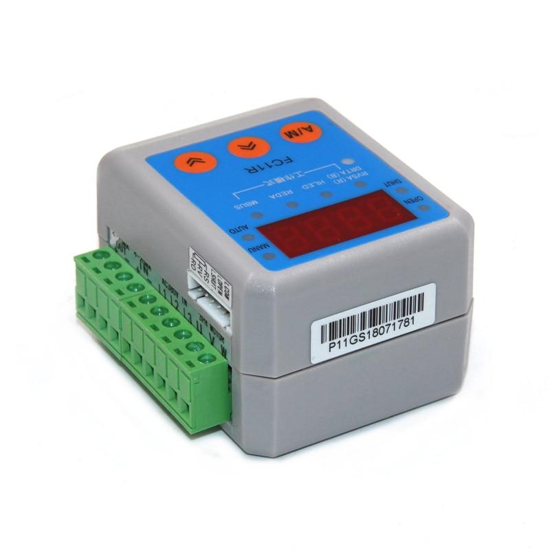 Electric Actuator Controller FC11R Electric Valve AC380V Intelligent Adjustment Module Valve Positioner