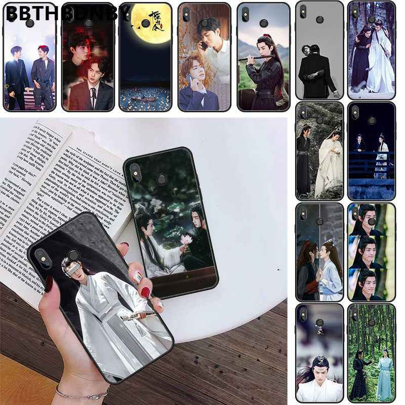 ChenQingLing en olgunlaşmamış Wang Yibo XiaoZhan Redmi 6 yumuşak telefon Fundas için Xiaomi 8 9 se Redmi 6 6pro 6A 4X 7 not 5 7