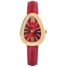 TPW marka luksusowe kobiety zegarki sukienka biżuteria panie zegarek kwarcowy zegarek kobieta zegar Reloj Mujer Charms panie prezent