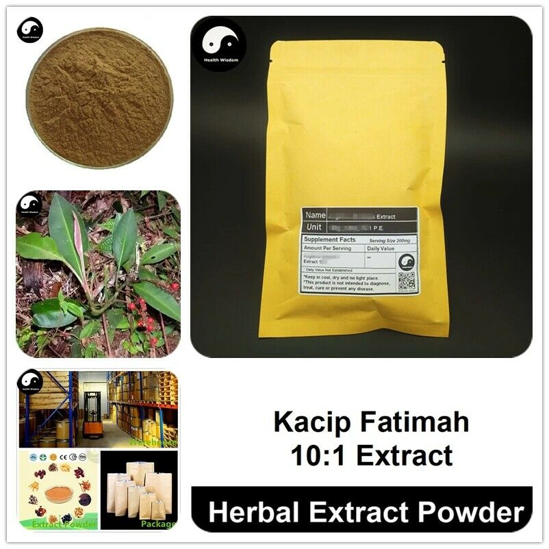 Kacip Fatimah Extract Powder, Labisia Pumila P.E. 10:1