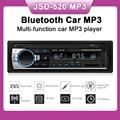 Автомагнитола 1 DIN, автомобильная аудиосистема, FM, Bluetooth, mp3-плеер, Bluetooth, сотовый телефон, громкая связь, USB/SD, автомобильное стерео радио в приб...