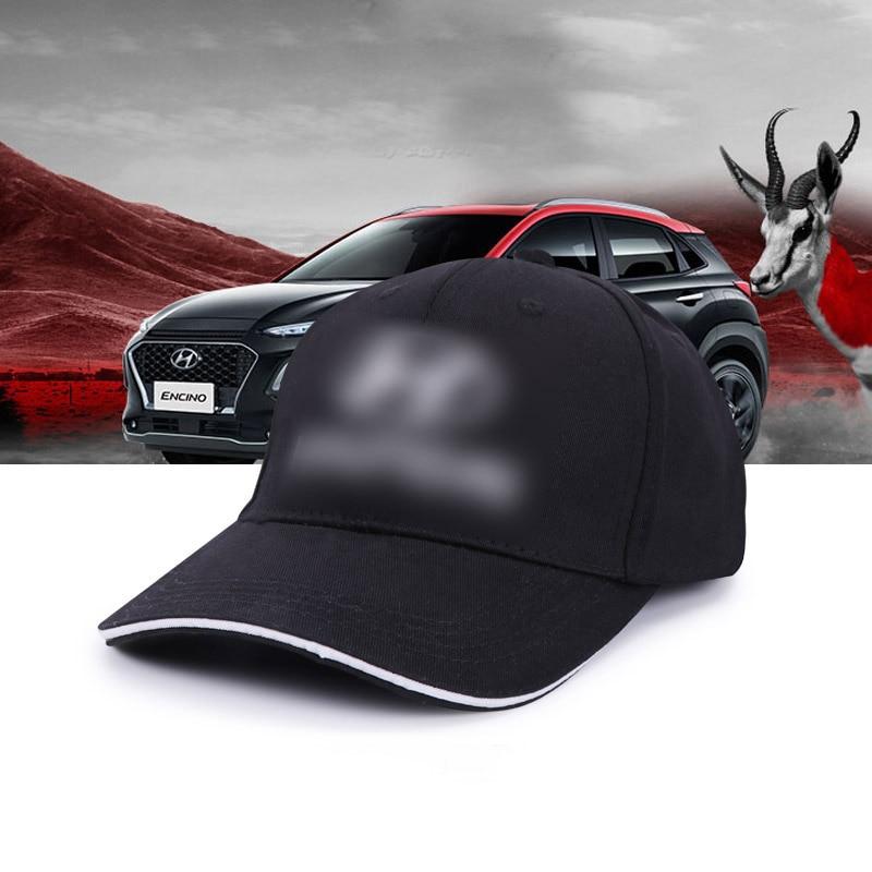 Best Quality Wholesale Racing Hat Fashion Cotton Car For Hyundai  Hat Cap Performance Baseball Hat Cap
