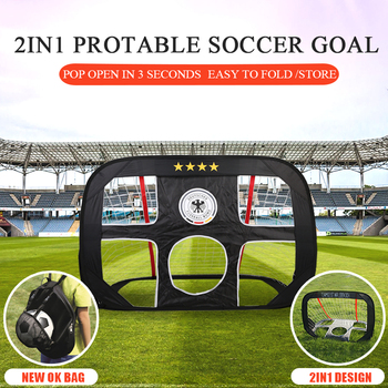 Pop Up Portable Soccer Goal