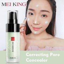 MEIIKING Face Smooth Base Primer Foundation Brighten Dull Skin Correcting Pore Concealer Makeup Oil Free Matte Face Primer недорого
