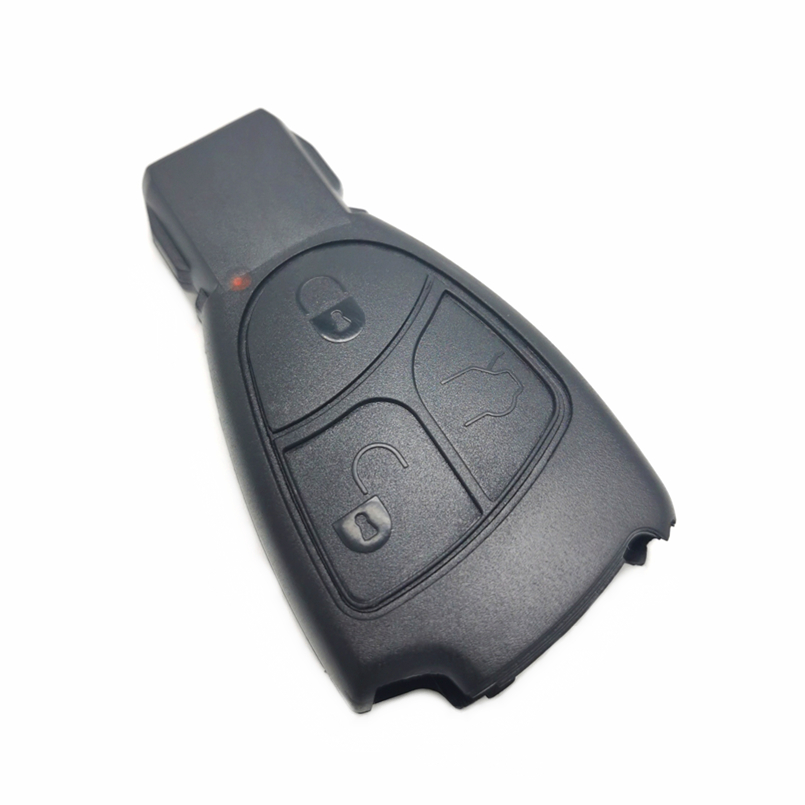 Datong World Car <font><b>Key</b></font> Shell Case For <font><b>Mercedes</b></font> Benz C B E Class <font><b>W203</b></font> W211 W204 YU BN CLS CLK 3 4 Button Replace Smart Blank <font><b>Key</b></font> image