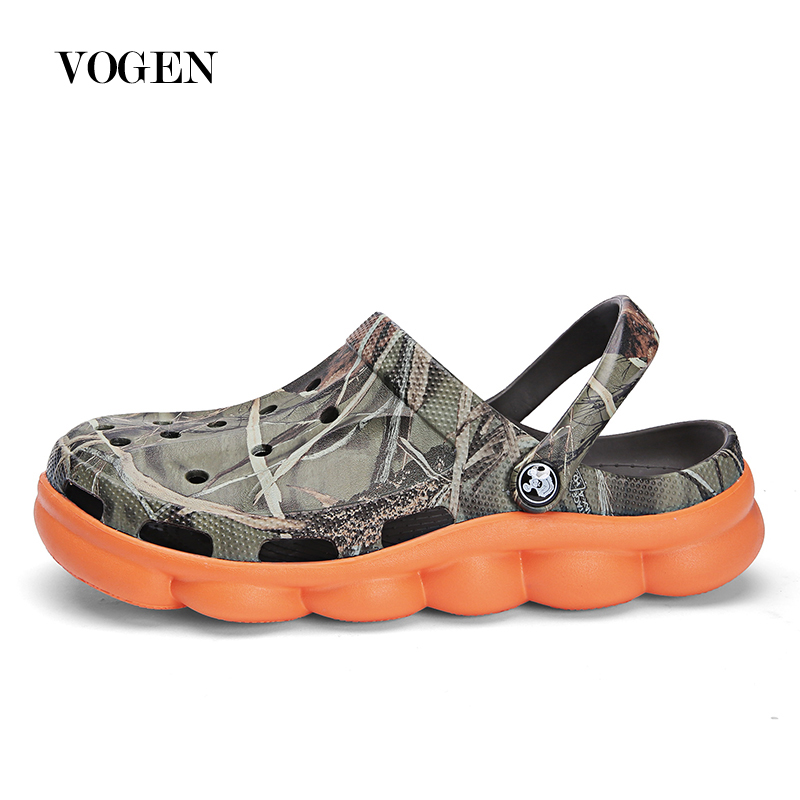 Men Sandal Male Comfortable Summer Shoe Big Size 45 11  Sabot Homme Jardin Zapato De Verano