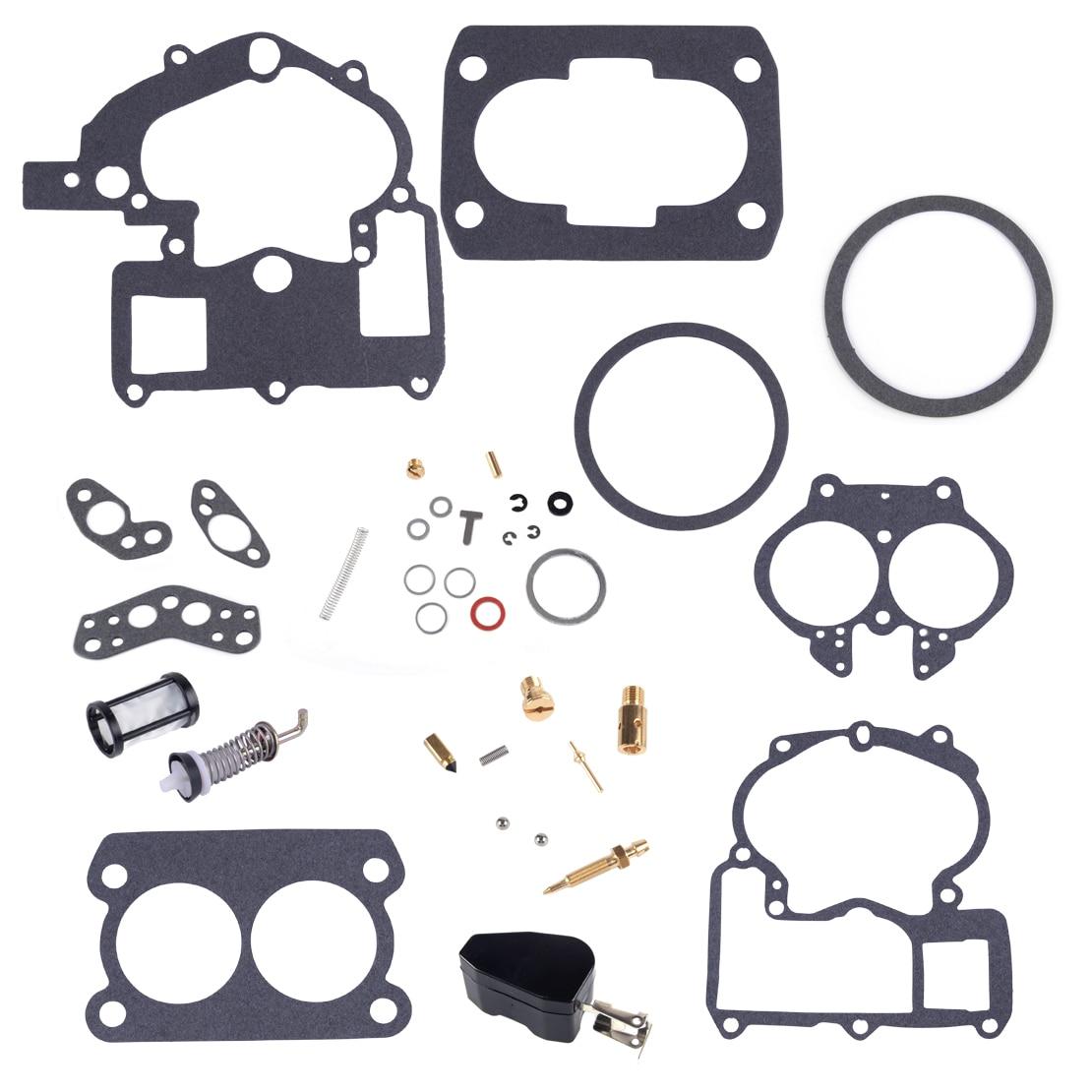 LETAOSK Carburetor Rebuild Tool Kit Fit For Mercruiser Marine 2Barrel 3302-804844002