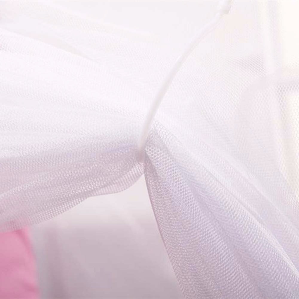 Moustiquaire Canopy Four Corner Post Student Canopy Bed Mosquito Net Netting Queen King Twin Size