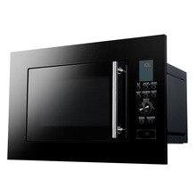 Встраиваемая микроволновая печь из нержавеющей стали, Паровая Печь, одна машина, многофункциональный бытовой светильник, микроволновая печь