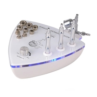 2 in 1 Portable Dermabrasion facial microdermabrasion diamond peel machine with oxygen spray