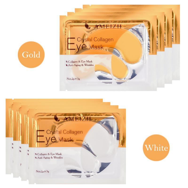 Retinol/Hyaluronic Acid Eye Mask Serum Reduces Dark Circles Eye Bags Beauty Patches For Eye Skin Care Korean Cosmetics TSLM1