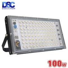Landscape Lighting Street-Lamp Ip65 Waterproof 230V 100w Led 240V 220V DSELCHUN AC