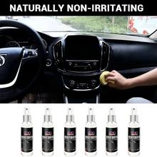 30 50 100ml samochodów części z tworzyw sztucznych zajmującej się bieżnikowaniem środek Instrument Panel agenta wnętrz samochodowych części z tworzywa sztucznego zajmującej się bieżnikowaniem środek czyszczący tanie tanio CN (pochodzenie)
