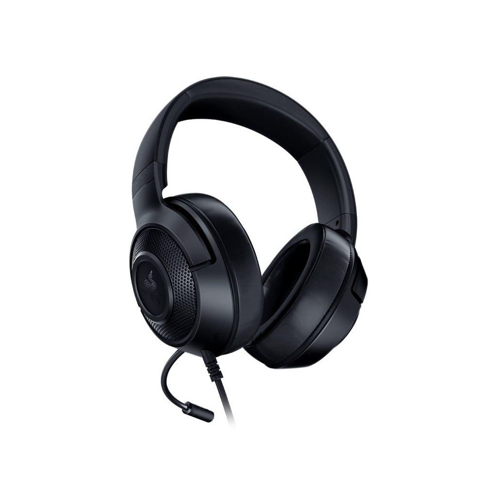 Razer Kraken Essential X Gaming Headset Earphone Headphone 7.1 Surround Sound Ultra-Light Bendable Cardioid Microphone 4