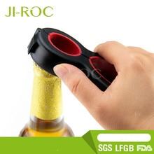 цена на Six-in-one bottle opener Multi-function stainless steel bottle opener Stainless steel can opener Multifunction Gift Box h2