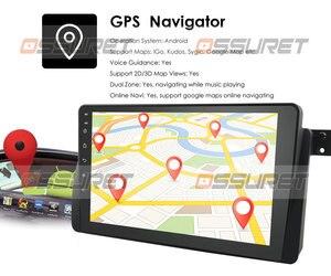 Image 3 - الروبوت 10 4G سيارة GPS لاعب ل BMW E46 M3 MG ZT روفر 75 GPS ستيريو الصوت والملاحة الوسائط المتعددة شاشة رئيس وحدة USB OBD2 DAB +