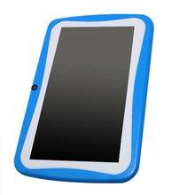 7 дюймовый детский планшет android с двойной камерой wi fi образовательная