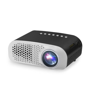 Mini Projector Gp802A Home Projector 480X320P Mini Projector Support Sd Hdmi Eu Plug