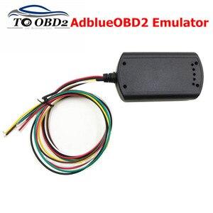 Image 1 - Adblueobd2 escáner para coche Mercedes BENZ/DAF/IVECO/MAN/Scania Euro 6, emulador Adblue Euro6 con sensor NOX, compatible con sistema DPF