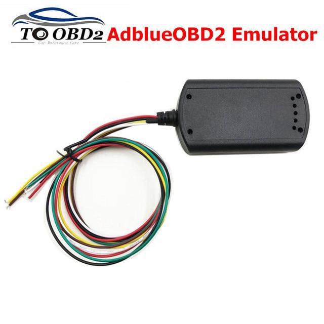 Adblueobd2 escáner para coche Mercedes BENZ/DAF/IVECO/MAN/Scania Euro 6, emulador Adblue Euro6 con sensor NOX, compatible con sistema DPF