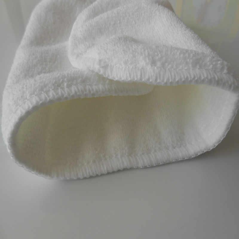 33*13 ซม.แทรก Boosters Liners ทารกผ้า Nappies ผ้าอ้อมเด็กทารกที่สามารถนำกลับมาใช้ใหม่ผ้าอ้อมผ้าผ้าอ้อมทำความสะอาดได้ราคาถูก stuff