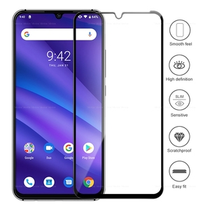Image 2 - Tempered Glass For UMIDIGI A5 Pro Global Version Protective Front Film Screen Protector for UMIDIGI F1 A5 A 5 Pro 6.3inch Glass