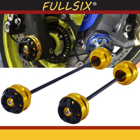 Motorcycle Accessories Modified Motorcycle Front and Rear Wheel Drop Ball/Shock Absorber for BMW K1300R 2005 2014