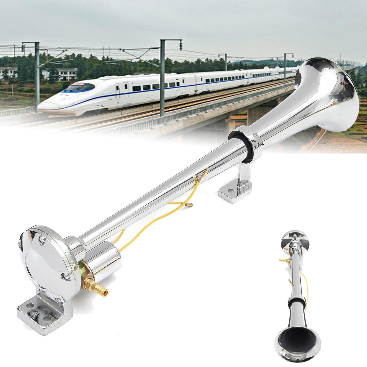 Автомобильный динамик 12-24 В 150 дБ, воздушный гудок, Громкий динамик для поезда, автомобиля, грузовика, супергромкий Универсальный гудок, дина...