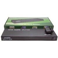 4kx2k 1080P 60Hz 4K 30Hz 1x16 HDMI Splitter 1 to 16 Display HD Video Converter HDMI Distributer Processor Laptop PC To TV HDTV