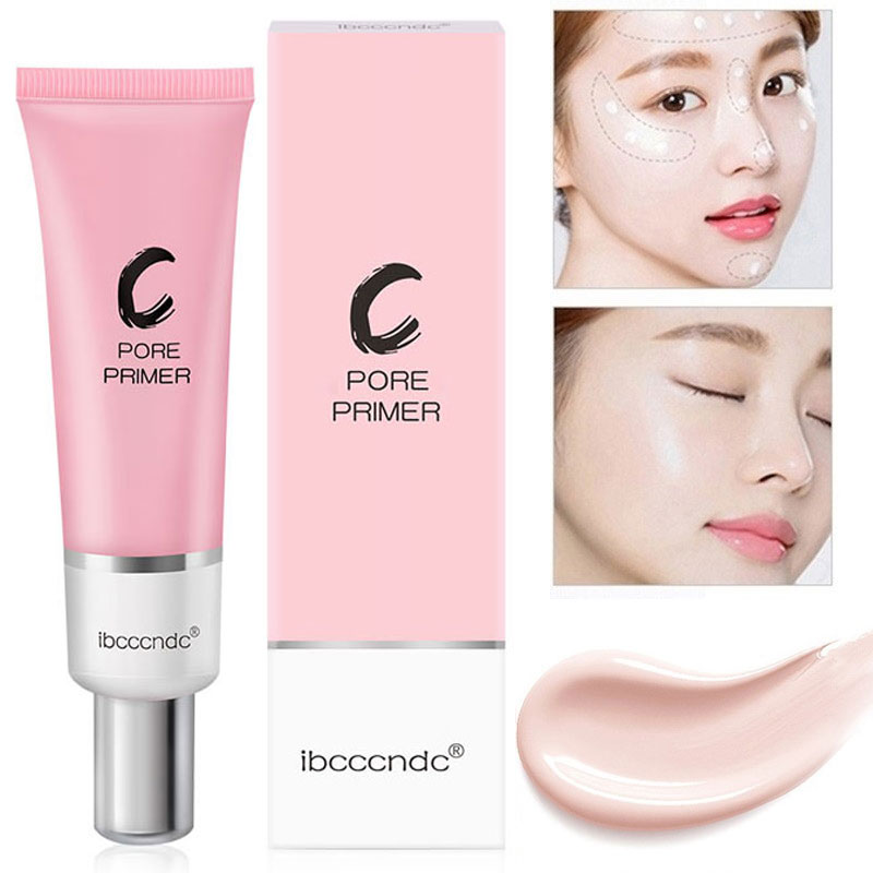 35ml  Facial Zero Pore Make Up Primer Base Face Soft Makeup Invisible Skin Pore Corrector Korea Cosmetic