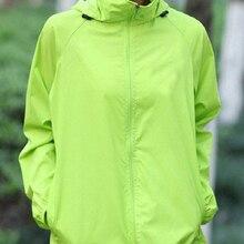 Мужская и женская быстросохнущая походная куртка, новинка 2020, водонепроницаемая Солнцезащитная куртка для спорта на открытом воздухе, мужс...