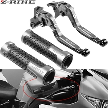 цена на Motorcycle accessories For G310R CNC Foldable Extendable Brake Clutch Lever Handle Grips For BMW G310R G 310R G310GS 2017-2018