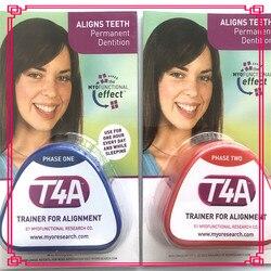 Myobrace T4A Dental Kieferorthopädische zähne trainer/Dental zähne ausrichtung retainer T4A/Myobrace Kieferorthopädische trainer