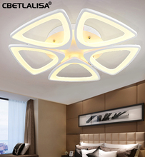 LED fixture for bedroom, dining room, modern acrylic ceiling chandelier hot sale guarantee 3 year,50%discount