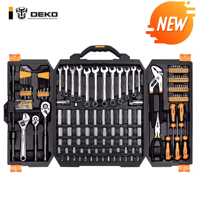 DEKO kvaliteetne tööriistakomplekt