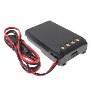 Image 5 - Leixen nota eliminador de bateria para leixen nota 25 w portátil rádio walkie talkie fonte alimentação 12 v carregador de carro