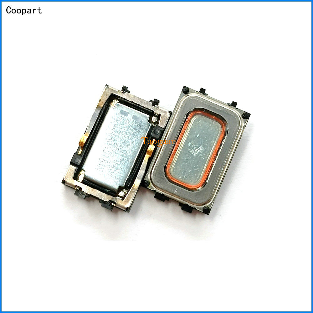 2pcs/lot Coopart New Ear Speaker Receiver Earpiece Replacement For Nokia E71 6600f 6303 7510 900 E7 701 X T7 High Quality