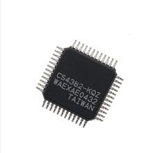 (1 adet) CS4382 KQZ LQFP 48 CS4382 KQ LQFP48 CS4382 K CS4382 4382 dijital analog dönüştürücü yüksek kalite yeni orijinal