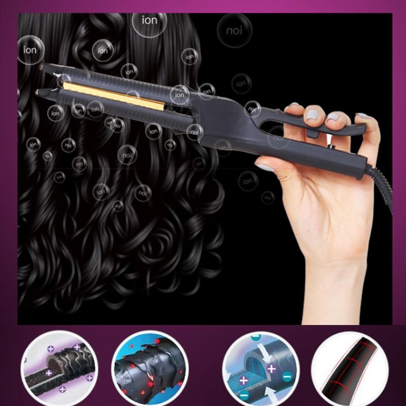 alisador de cabelo ceramica crimper ondas curlers 05